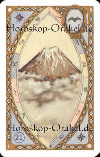 Der Berg, Waage Tageshoroskop Liebe für heute